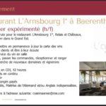 L'Arnsbourg 1*
